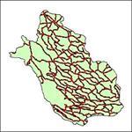 دانلود-نقشه-ی-جاده-های-ارتباطی-استان-فارس