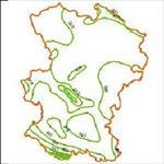 دانلود-نقشه-ی-همبارش-استان-همدان