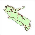 دانلود-نقشه-ی-جاده-های-ارتباطی-استان-ایلام
