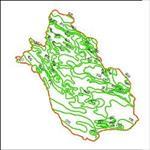 دانلود-نقشه-ی-خطوط-همبارش-استان-فارس