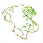 دانلود-نقشه-ی-خطوط-همبارش-استان-زنجان