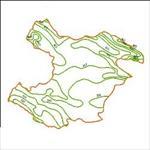 دانلود-نقشه-ی-خطوط-همبارش-استان-قزوین
