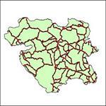 دانلود-نقشه-ی-جاده-های-ارتباطی-استان-کردستان