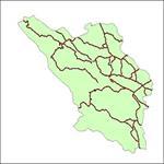 دانلود-نقشه-ی-جاده-های-ارتباطی-استان-چهارمحال-و-بختیاری