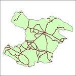 دانلود-نقشه-ی-جاده-های-ارتباطی-استان-قزوین