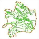 دانلود-نقشه-ی-همبارش-استان-خراسان-رضوی