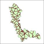 دانلود-نقشه-ی-جاده-های-ارتباطی-استان-آذربایجان-غربی