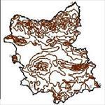 دانلود-نقشه-ی-خطوط-همدمای-استان-آذربایجان-شرقی