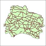 دانلود-نقشه-ی-جاده-های-ارتباطی-استان-خراسان-شمالی