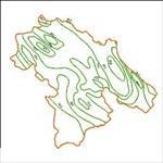 دانلود-نقشه-ی-همبارش-استان-کهگیلویه-و-بویراحمد